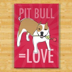 Pit Bull = Love